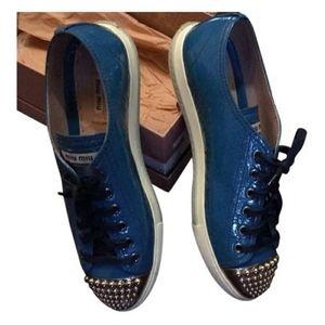 Miu Miu Royal Naplak Sneakers